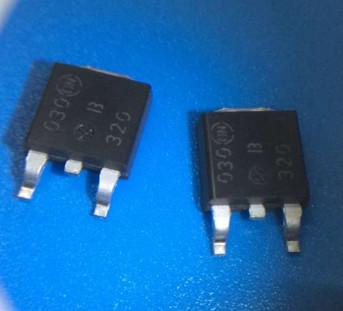 50pcs Silk screen B320 MBRD320RL TO-252 DPAK Schottky diodes 3A20V Patch Diode Brand new original authentic