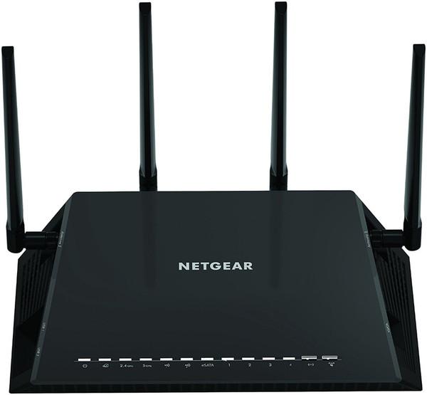 Original NETGEAR WI-FI Router Nighthawk X4S R7800 AC2600 4x4 Dual Band Smart WiFi Router, Gigabit Ethernet, H3c MU-MIMO