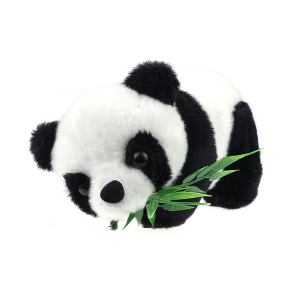 MUQGEW 16cm Lovely Super Cute Panda Cartoon Baby Plush Toy Infant Soft Stuffed Animal Dolls Kids Toys Children Birthday Gift