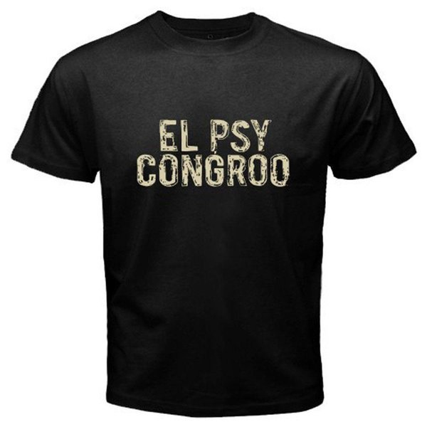 Back To Search Resultsmen's Clothing New Steins Gate El Psy Congroo Anime Mens Black T-shirt Size S-3xl With The Best Service