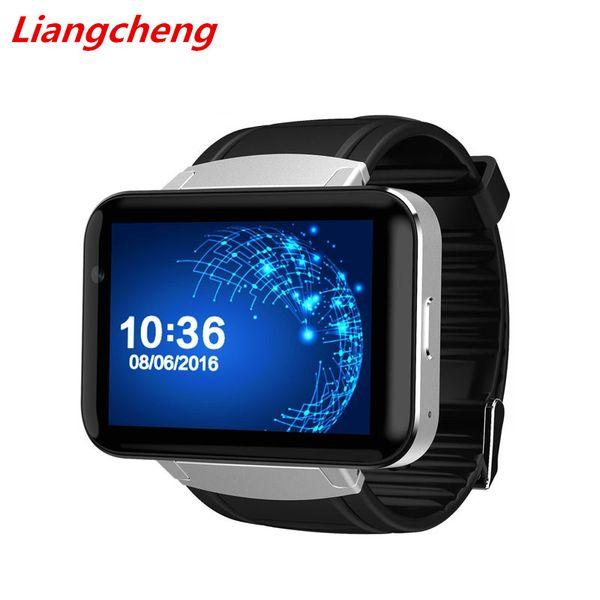 DM98 Smart Watch Android OS MTK6572 1.2Ghz 2.2 Inch Screen 900mAh Battery 512MB Ram 4GB Rom 3G WCDMA GPS WIFI Smartwatch