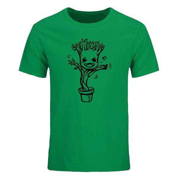 Зеленый + черный