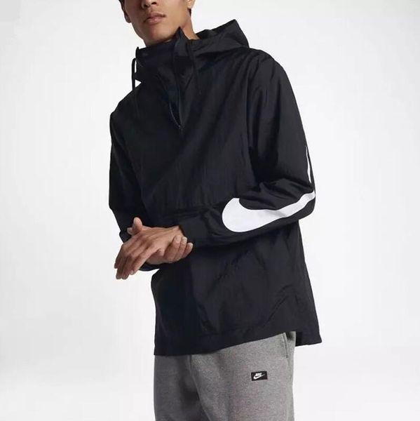 Hommes Zipper Veste De Sport Coupe-vent hoodies À Rayures Manteau Zippers Jusqu'à Hoodies Vestes Unisexe À Capuche En Plein Air Manteaux
