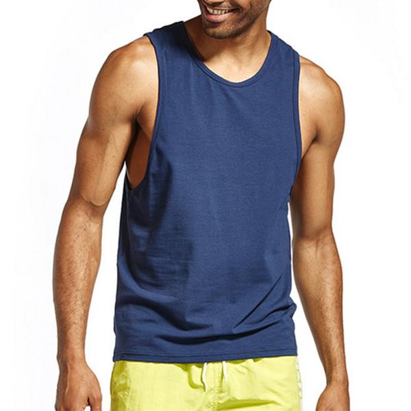 Homens Correndo Regata Musculação Sem Mangas T-shirt Terno Dos Homens de Verão Sportwear Vest Sports Homem Treino de Treinamento Ginásio Masculino