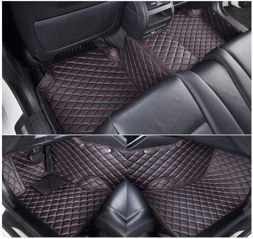 best selling 5D leather XPE car floor mats for Subaru forest 2011 Right hand driver car