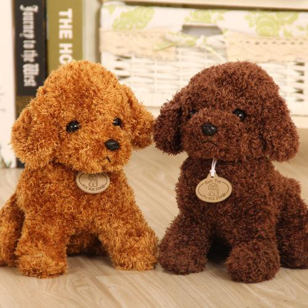 2018 Hot Children Kids Cute Stuffed Animals Teddy Dog Puppy Dolls Plush Toys Gift