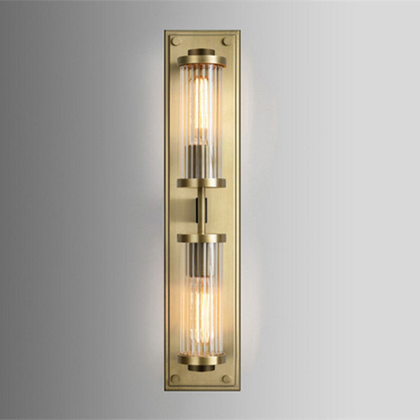 2019 Modern Apartment Led Crystal Wall Lamp Golden Bedroom Hotel Room Wall  Sconce Lighting Kitchen Bedside Decro Lights From Kaifengstore001, $146.21  ...