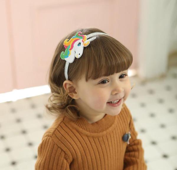 Compre Unicornio Diadema Hairband Pink Hairband Niña Niño Hairband ...