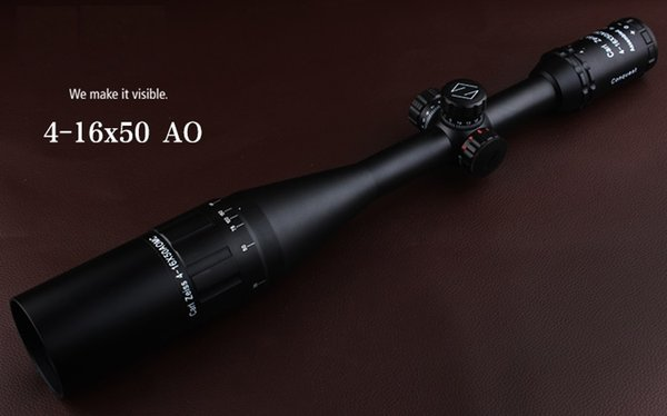 Carl Zeiss 4-16X50 Riflescope Optics Sight Red And Green Reticle Illuminated Optic Sight Long Eye Relief Hunting Scope For Airsoft