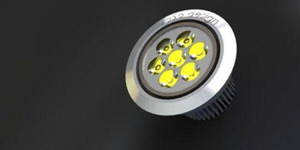Podría decirse que el led no se daña fácilmente, la vida útil del LED puede ser de hasta 100000 horas.