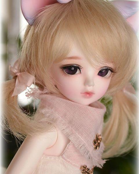 OUENEIFS soom Rru&Lilid 1/6 bjd resin body model reborn baby girls boys dolls eyes High Quality toys shop make up