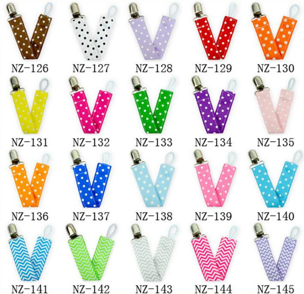 top popular 2018 Multi-Purpose Pacifier Nipple Rope Clip Baby Towel Folder Clamp String Anti-Lost Kids Children Feeding Mother Accessories 2021