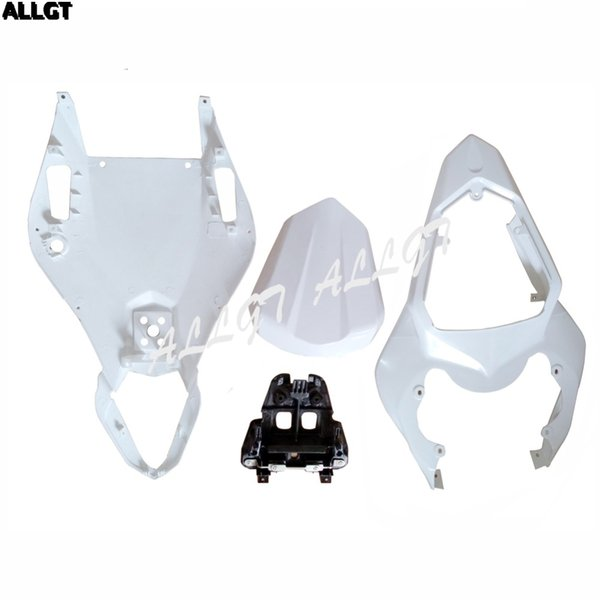 Unpainted Rear Seat Cover Tail Section Fairing Cowl For Yamaha YZF R6 2006 2007