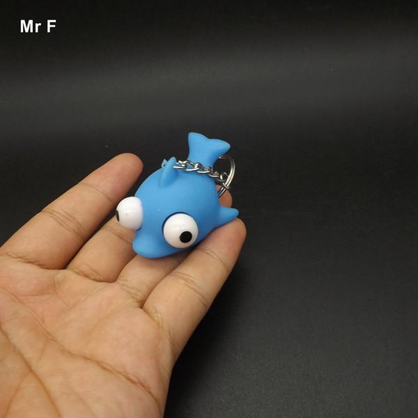 Drôle Poisson Anti-Stress Animal Vent Nouveauté Jouet Enfant Cadeau De Noël Simulation Jouet Cadeau Pour Enfant