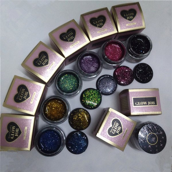 High Quality Faced 6 colors Radiance Boosting give yourself a glow job mask Glitter face mask Free DHL 72pcs
