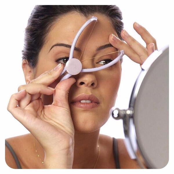 Fashion Spring Body Face Facial Body Hair Remover Threading Epilator Defeathere DIY Beauty Nice Tool Epilator