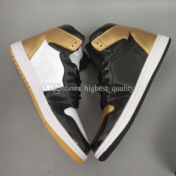 #02 Gold Toe