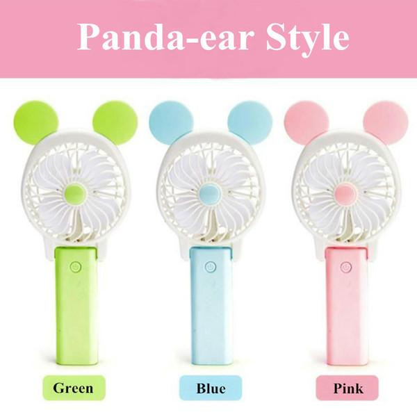 Panda-ear Style
