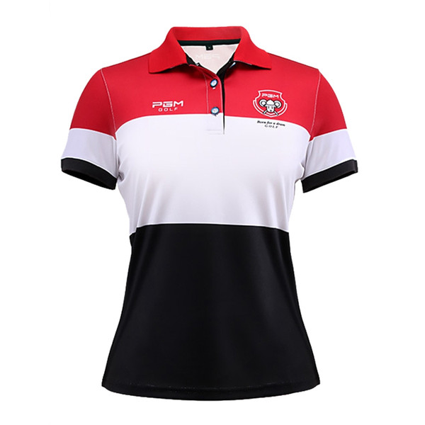 f65c81d1643 Women s T-shirt Golf Apparel Girl Summer Short Sleeve Tees Shirts Quick Dry T  Shirt for Women Sport Clothing Brand Polo Shirt