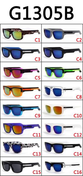 Brand Designer Spied Ken Block Helm Sunglasses Men Women Unisex Outdoor Sports Sunglass Full Frame Eyewear 16 Colors