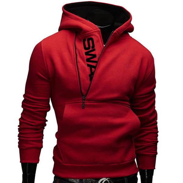 2019 6XL Fashion Brand Hoodies Men Sweatshirt Tracksuit Male Zipper Hooded Jacket Casual Sportswear Moleton Masculino Assassins Creed From Taigao,