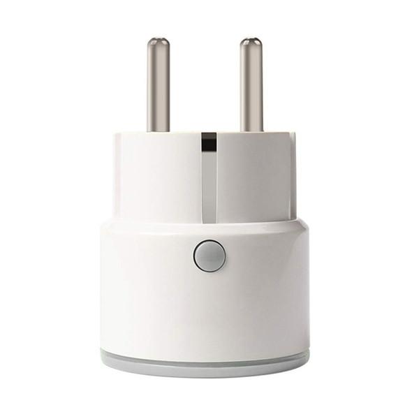Smart Mini Socket WiFi Plug Outlet Switch work with Echo Alexa Google Home EU, Broadlink RM mini3 Remote Control Home Automation