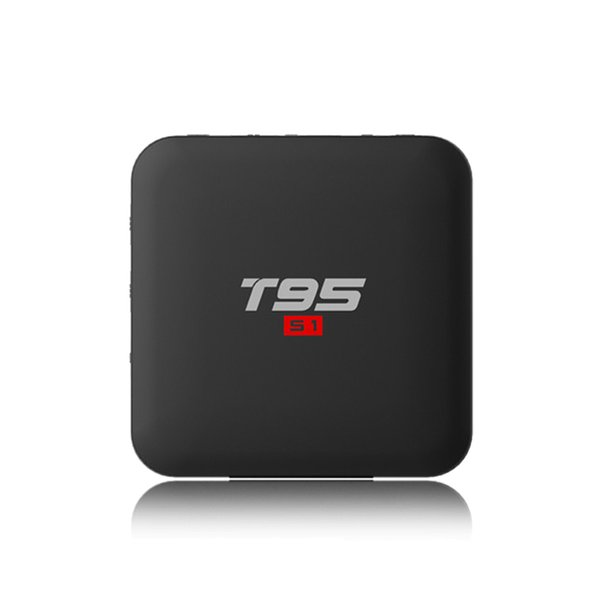 2019 Cheap T95s1 Android 7.1 TV Box 2GB RAM 16GB ROM S905w Quad Core HD WIFI MINI Home Video Theater Network Media Player