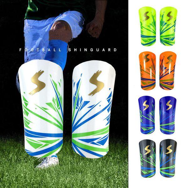 1 Pair Football Shin Guard High Quality Professional Sports Soccer Leg Pads Goalkeeper Training Protector Football Shin Pads