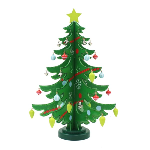 2018 Hot Sale Christmas Tree Decoration for Home Christmas Tree Home Bedroom Desk Decoration New Year Children Gifts