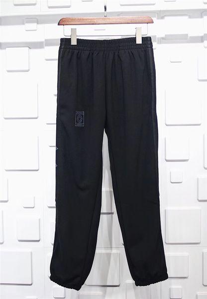 best selling Best Authentic Quality Kanye west Season 4 Crewneck Sweatpants CALABASAS Pants Men loose Joggers Comfortable Elastic Pants Hip Hop KMK0050-4
