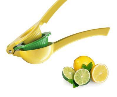 Multifunctional Lemon Juicer 2 In 1 Best Hand Held Aluminum Alloy Lemon Orange Citrus Squeezer Press Fruits Kitchen Tools