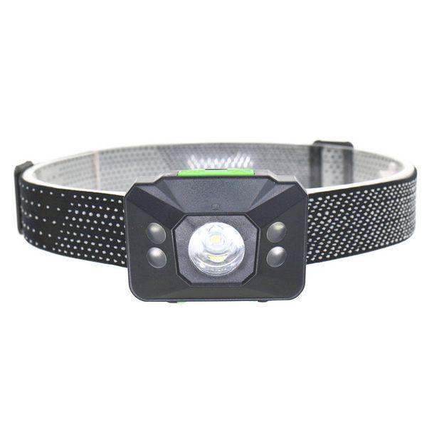Mini 5000 Lumens R5 5 LED AAA 6 Mode Waterproof Headlight Headlamp Head Lamp Light Flashlight Torch