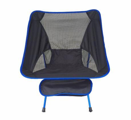 Free Shipping Outdoor Fishing Folding Camping Chair with 600D Oxford fabric and 7075 Aluminum Alloy for Garden,Camping,Beach,Travelling