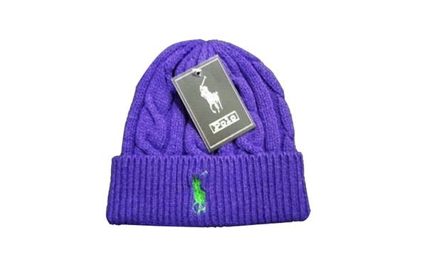 Fashion Casual Beanies Skullies Warm Stripes Knitted Gorros Bonnet Autumn Winter Spring Hats Caps