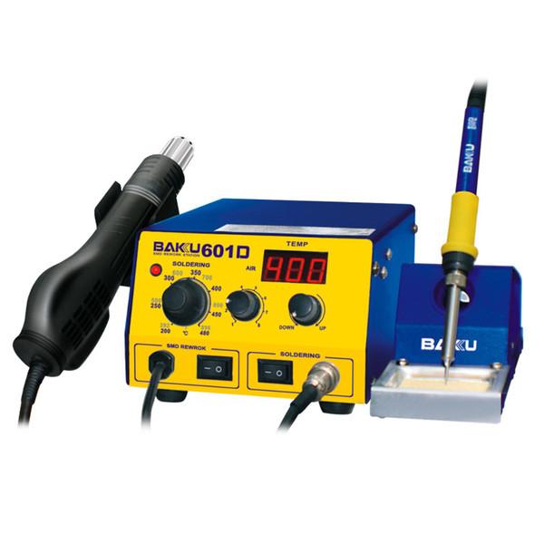 Цифровая паяльная станция с горячим воздухом электрический паяльник 2 в 1 электрическая паяльная станция инструмент для ремонта материнской платы мобильного телефона
