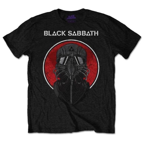Футболка Black SABBATH' LIVE 14' - Nuevo y Oficial