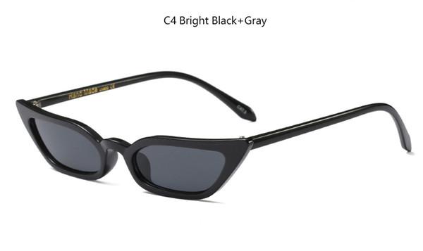 C4 parlak siyah