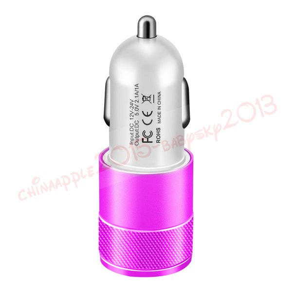 White Body Car charger