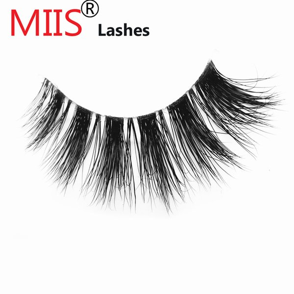 Mink Eyelashes 3D Eyelash Wholesale 3D Real Siberian Mink Lashes With Own Brand Package