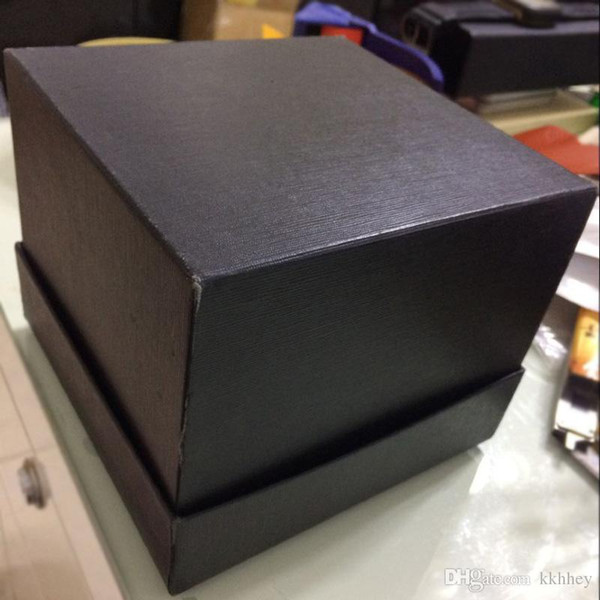 Las cajas de regalo de moda y elegantes pueden equiparse con accesorios de joyero de reloj con envío gratuito