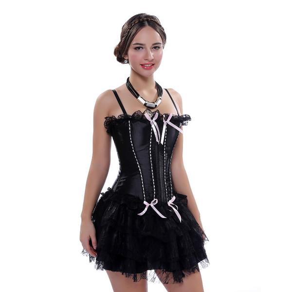 corset 7006balck