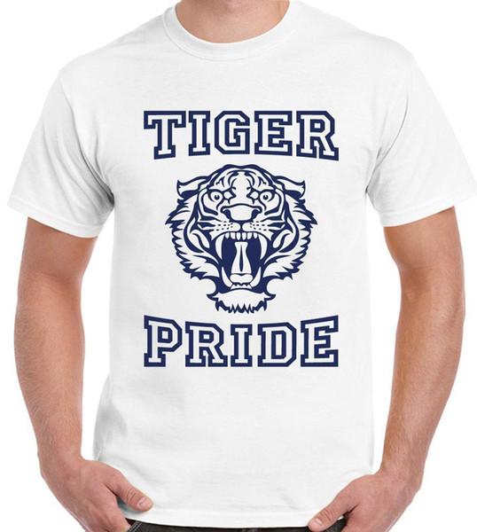 Tiger Pride High School Logo Mens 13 Reasons Why T-Shirt