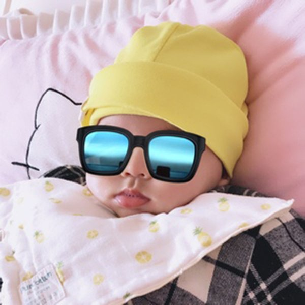 2018 BABY hat Toddler Infant colorful Cotton Suave Sombreros Gorro Cotton christmas Warm Cap Spring Nuevo Unisex 0178