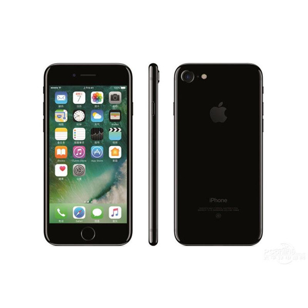 Original Refurbished Apple iPhone7 2RAM 32/128GB ROM Quad-Core IOS LTE 12.0MP Camera iPhone 7 Touch ID Unlocked SmartPhone