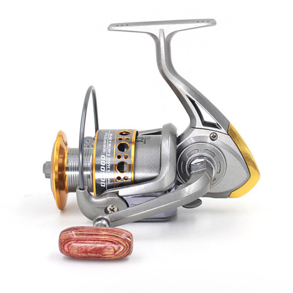 Fishing Spinning Reel 1000-7000 Reels 13BB Ball Bearing Salt Fresh Water Sea Casting Lure Bass Tackle Line