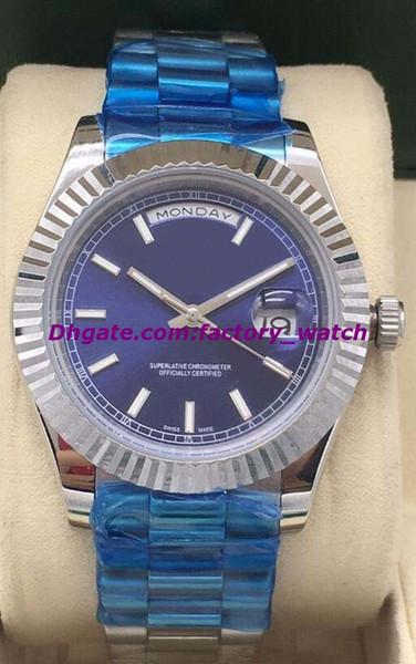Reloj de lujo de los hombres de la marca de moda del reloj automático de los relojes 6
