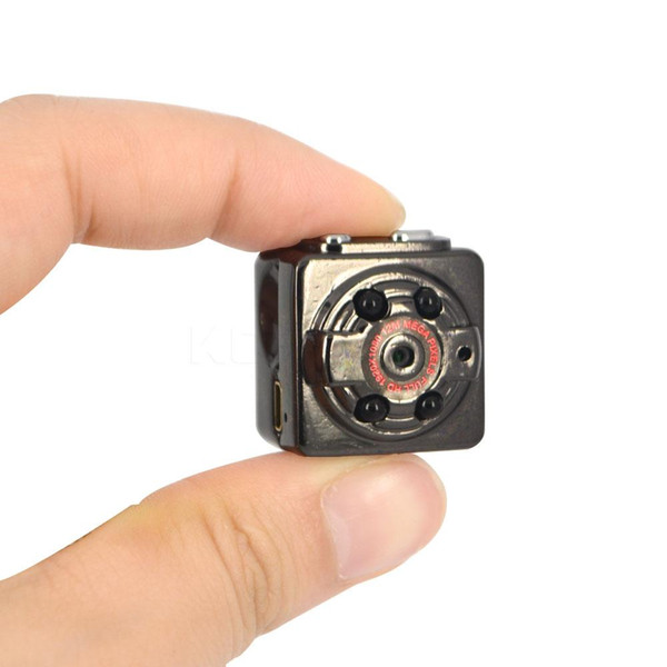 HD1080P 720P Sport Mini Kamera Camcorder SQ8 DV Videorecorder Digitale Webcam Mega Pixel 8 Pin USB Infrarot Nachtsicht TFcard