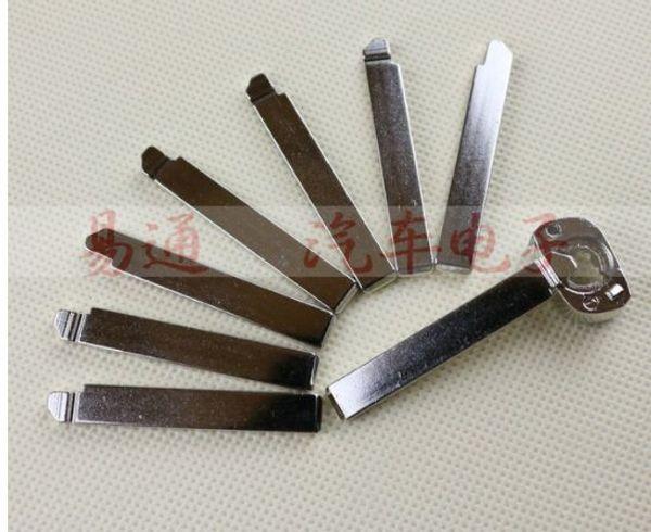 Folding key blade For Original New Corolla Car embryo replacing the key head Remote Key Blade NO.124