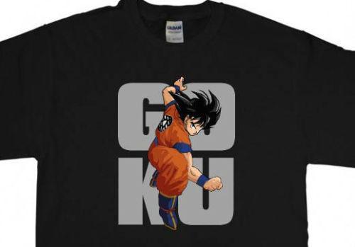 Новый Dragon Ball Z сын Гоку футболка смешная бесплатная доставка унисекс тройник