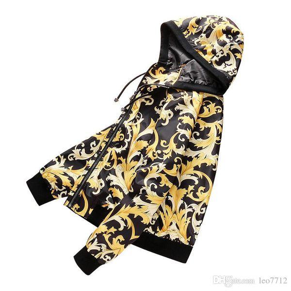 Fashion Outdoor Multicoloured Bengal Tiger Blue Jungle Jacket Autumn Sunproof Windproof Waterproof Men Women Luxury Zipper Anti UV Skin Coat